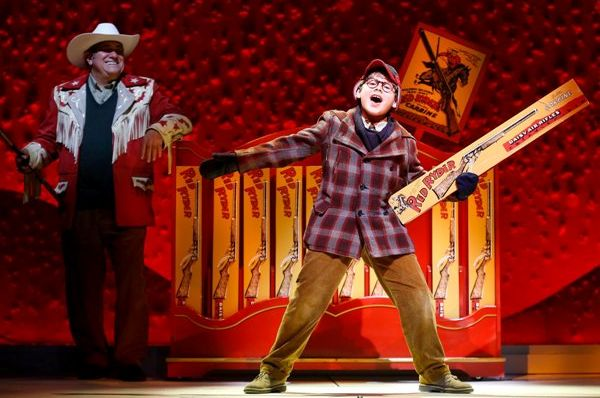 The Reviews For A Christmas Story Are In Broadway Musical Blog