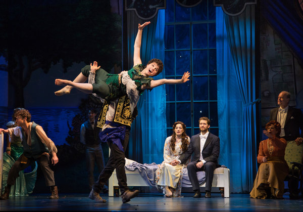 The Reviews For Finding Neverland Are In Broadway