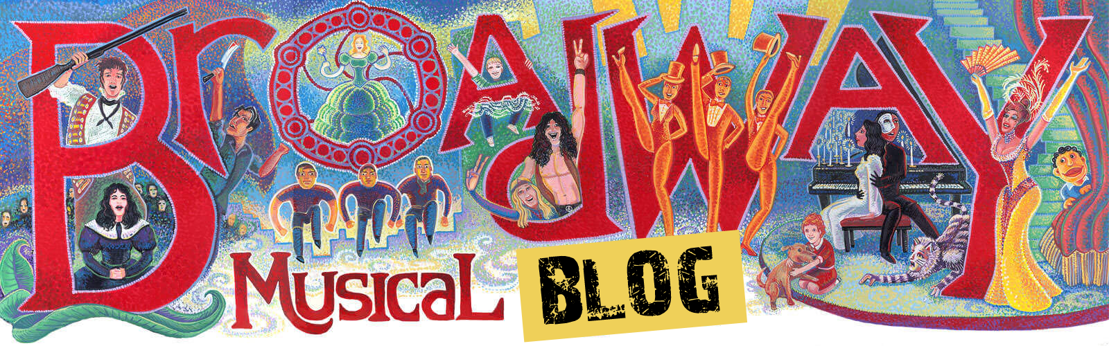 The Broadway Musical Blog - Musical theater news and gossip from the Great White Way