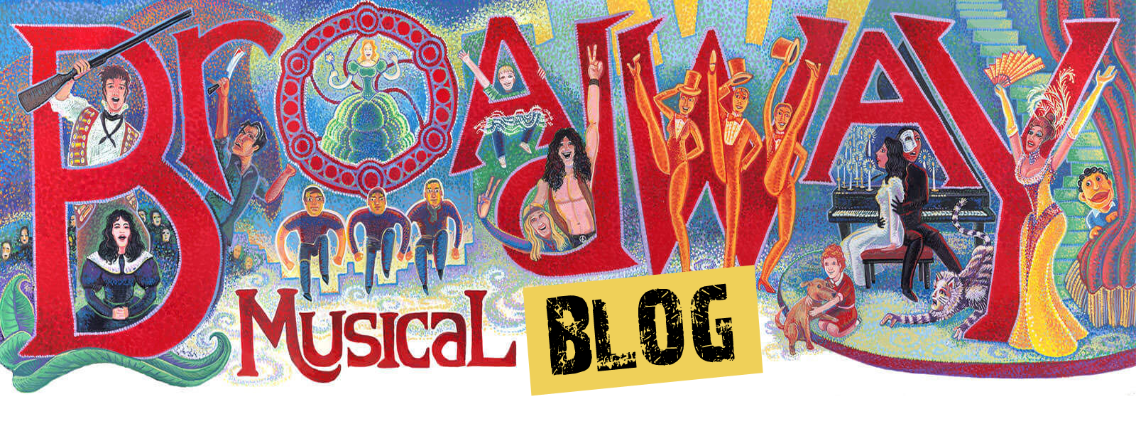 Broadway Musical Blog