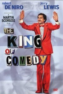 King of Comedy DVD Cover