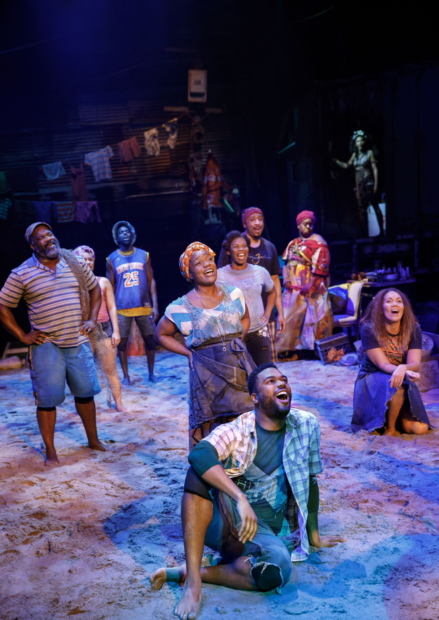 The Reviews for ONCE ON THIS ISLAND are In… – Broadway