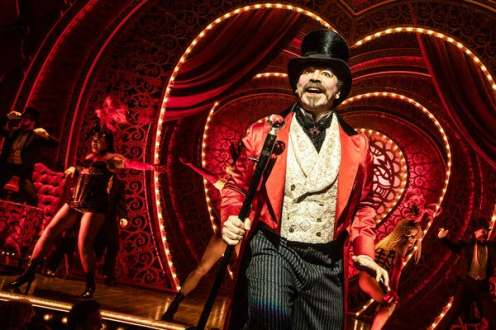 Danny Burstein in Moulin Rouge